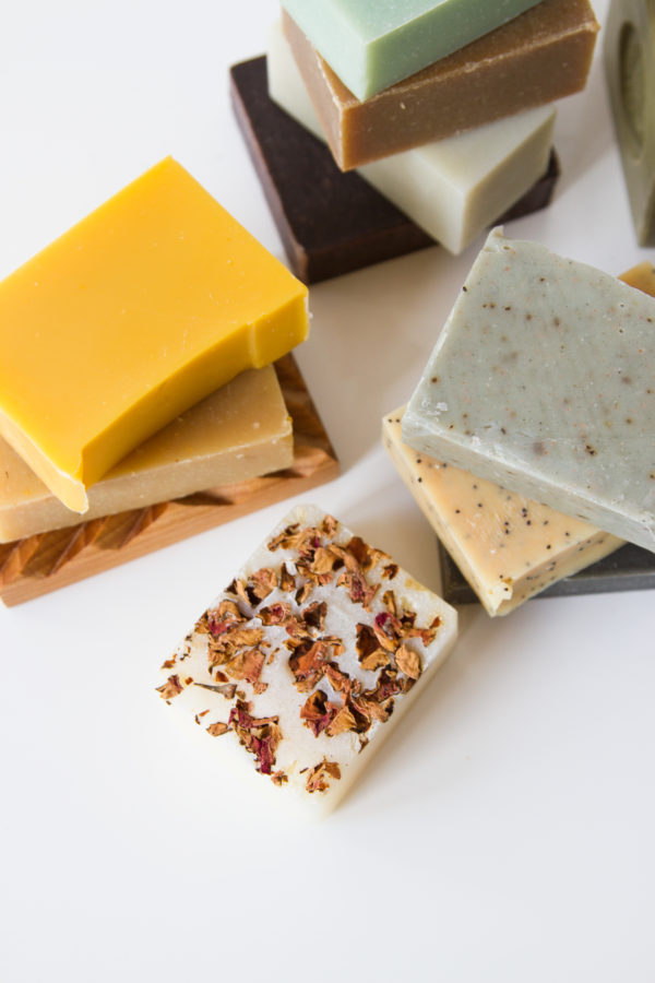 Product review: vegan soap bars van Cherished at Home